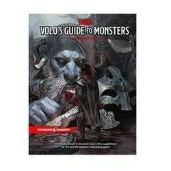 DUNGEONS AND DRAGONS 5E HC: VOLO'S GUIDE TO MONSTERS
