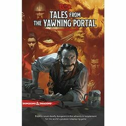 DUNGEONS AND DRAGONS 5E HC: TALES FROM THE YAWNING PORTAL