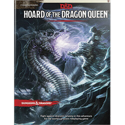 DUNGEONS AND DRAGONS 5E HC: TYRANNY OF DRAGONS -
