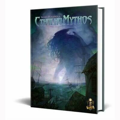 CTHULHU MYTHOS FOR DUNGEONS & DRAGONS 5E HC