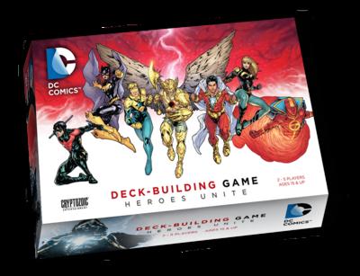 DC COMICS DECK BUILDING GAME: HEROES UNITE