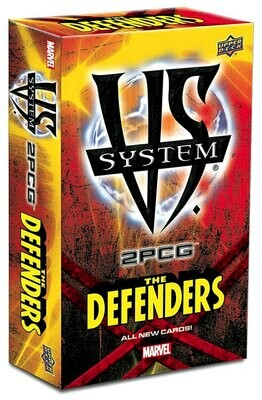 VS SYSTEM: MARVEL - THE DEFENDERS