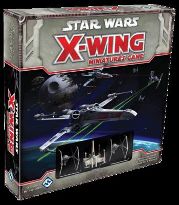 STAR WARS - X-WING MINIATURES GAME: STARTER SET