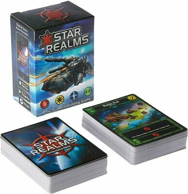 STAR REALMS: A DECKBUILDING GAME