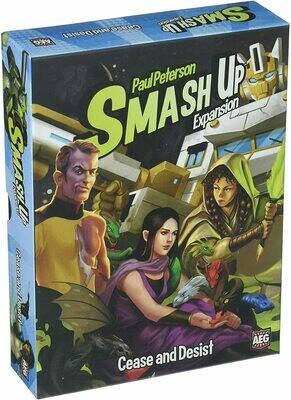 SMASH UP: