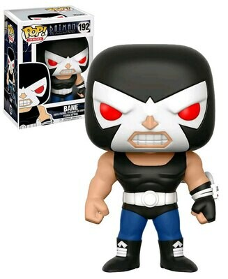 POP BATMAN THE ANIMATED SERIES BANE #192