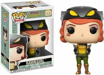 POP DC BOMBSHELLS HAWKGIRL VINYL FIGURE #223