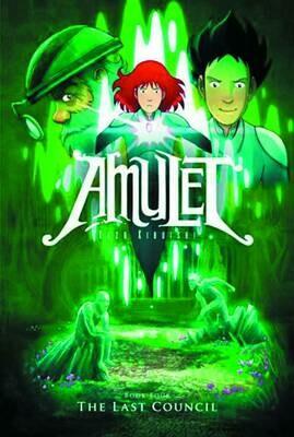 AMULET SC VOL 04 LAST COUNCIL NEW PTG