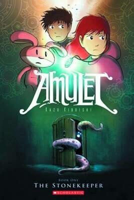 AMULET SC VOL 01 STONEKEEPER NEW PTG