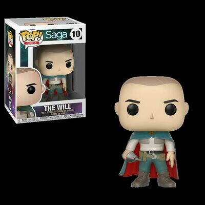POP SAGA THE WILL VINYL FIGURE #10