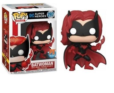 POP HEROES DC BATWOMAN PX VINYL FIGURE #297