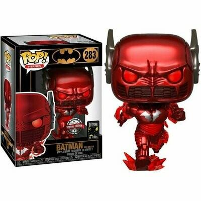 POP DC HEROES RED DEATH PX VINYL FIGURE #283