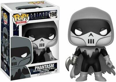 POP BATMAN ANIMATED PHANTASM VINYL FIGURE #198