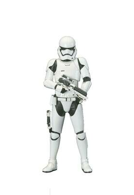 STAR WARS E7 FIRST ORDER STORMTROOPER ARTFX+ STATUE