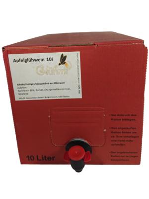 Glühmi Apfelglühwein (10l Box)