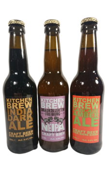 KitchenBrew Set (Sixpack)
