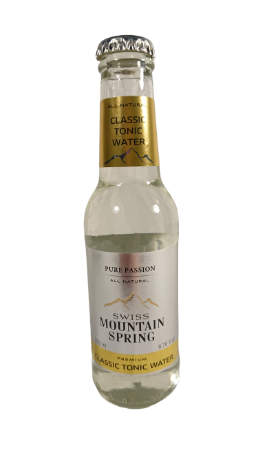 Swiss Mountain Spring ​Tonic Water (Sixpack)