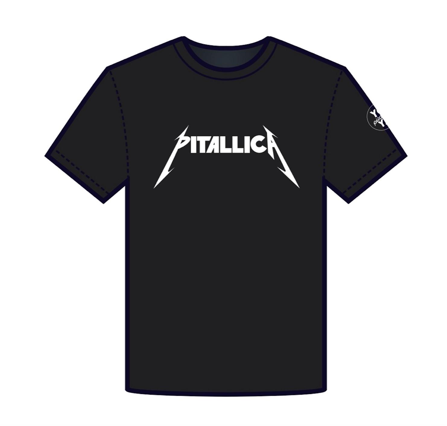 YOYA Shirt Pitallica