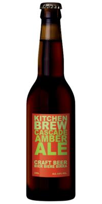 KitchenBrew Cascade Amber Ale (Sixpack)