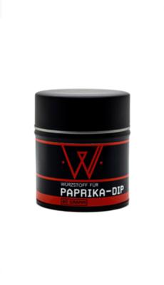Würzstoff | Paprika-Dip