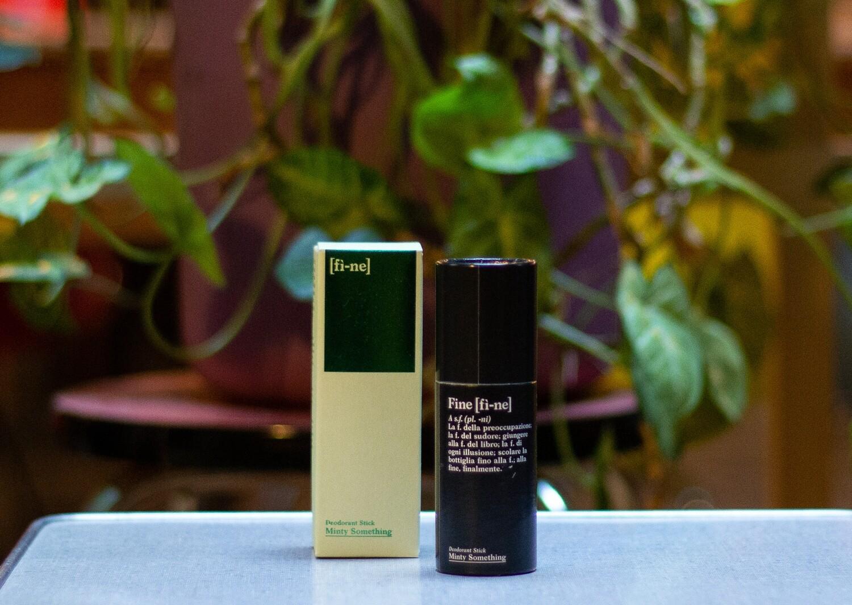 Natürlicher Deodorant-Stick Minze | Goodhabits.ch
