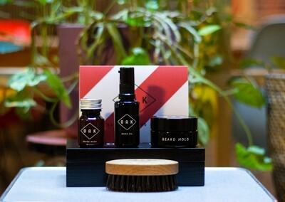 OAK Beard Box   Goodhabits.ch