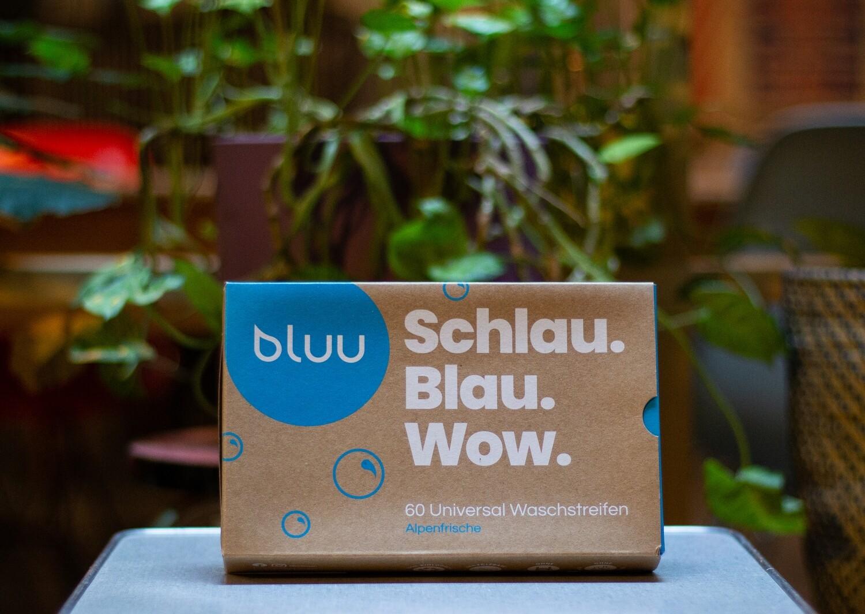 Bluu Waschstreifen | Goodhabits.ch