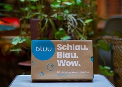 Bluu Waschstreifen   Goodhabits.ch