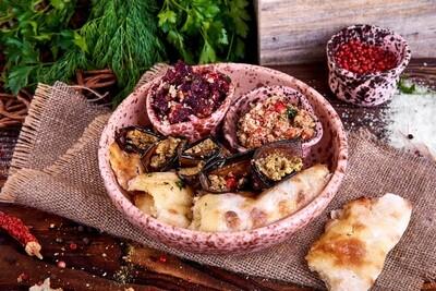 Ассорти грузинских закусок