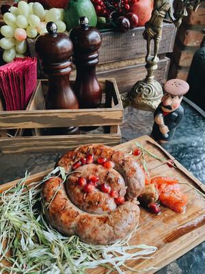Колбаски «По-грузински»