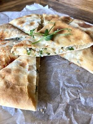 Постный осетинский пирог
