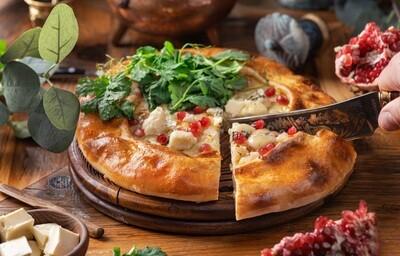 Хачапури 4 сыра: