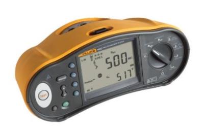 FLUKE 1652C Verificador de Instalações