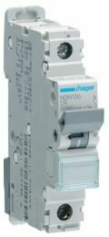 NDN106-Disjuntor Unipolar 6A D 10KA 1M