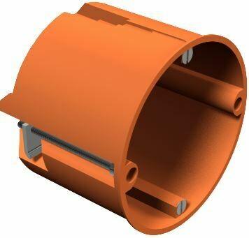 HV 60 - Caixa aparelhagem funda p/ pladur