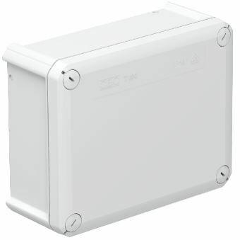 T 160 OE - Caixa de derivação lisa