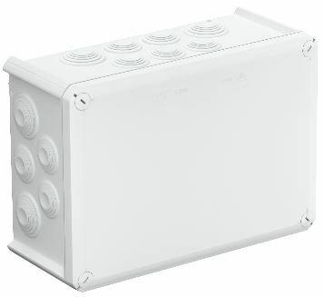 T 350 - Caixa de derivação c/bucins cónicos