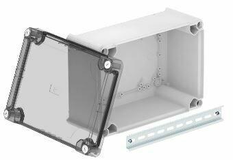 T 350 OE HD TR - Caixa de derivação lisa c/tampa alta