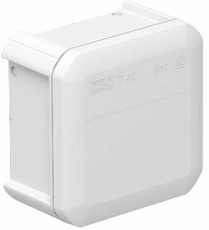 T 40 OE - Caixa de derivação lisa