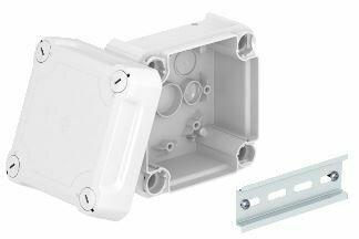 T 60 OE HD LGR - Caixa de derivação lisa c/ tampa alta