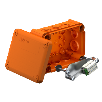 FIREBOX T100 ED 6-5 PP Laranja
