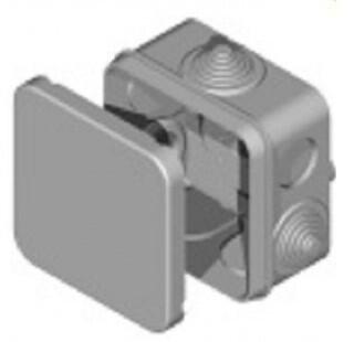 220B/CR-Caixa  EST  80X80  (CLIP)