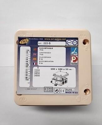 222B/CR-Caixa  EST  100x100x55