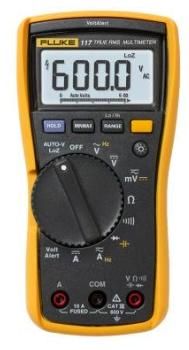 FLUKE 117/323-KIT Multímetro e Pinça Amperimétrica