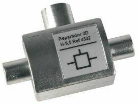 4322 - Repartidor conexão CEI 2D
