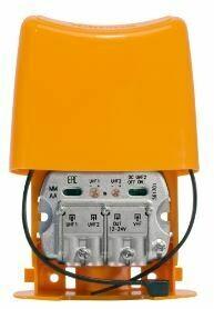 561701 - Amplificador de mastro NanoKom (LTE790, 1º Dividendo Digital)