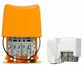 568002 - Kit de amplificador de mastro NanoKom e Fonte de alimentação PicoKom