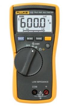 FLUKE 113-Multímetro Digital TRMS