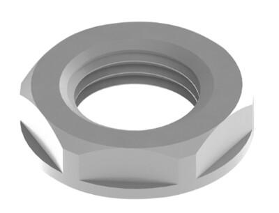 Porca poliamida M20x1,5 Cinza