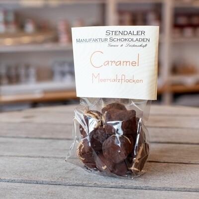 Trüffel - Caramell - Noir - Schokolade mit Meersalz